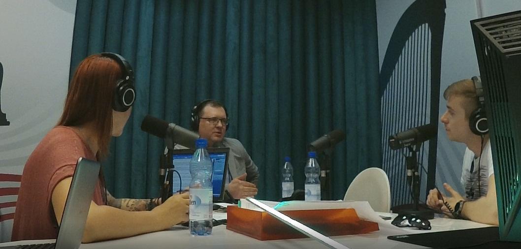 """К 80-летию Игоря Лифановского. Программа на радио """"Орфей"""""""