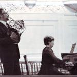 Игорь Лифановский на концерте в ЦДРИ