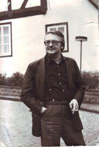 Игорь Лифановский. Гастроли в ФРГ, 1985 г.